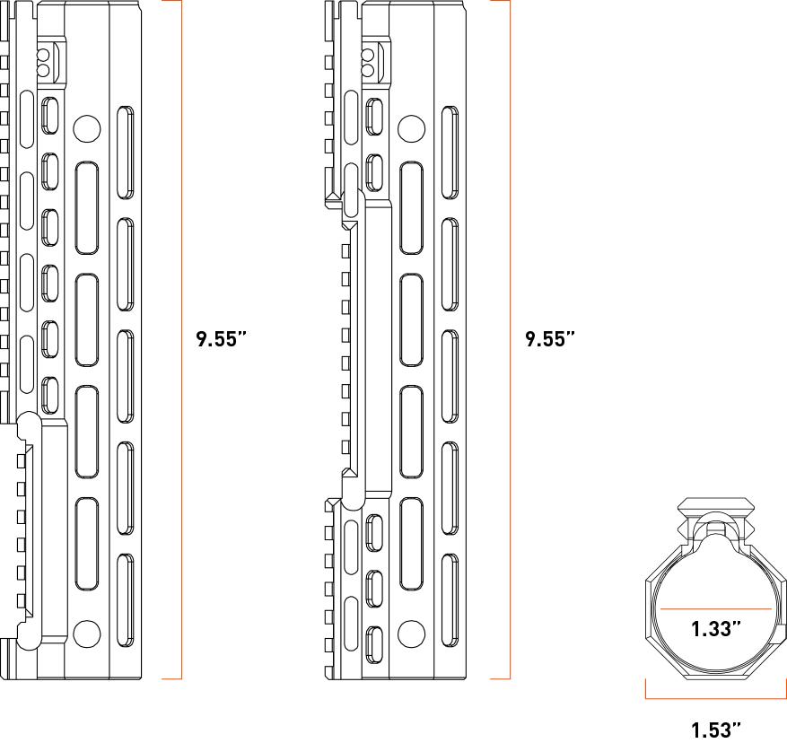 CORv1 dimensions